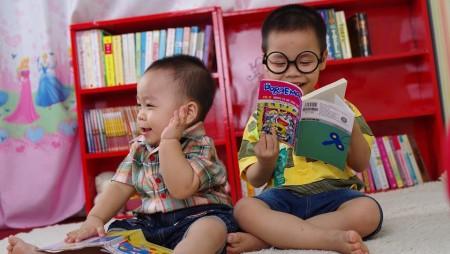Como ajudar meu filho a gostar de ler?